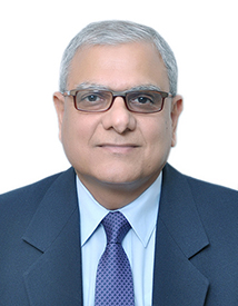 Dr Vijayamohanan, Director of NCL